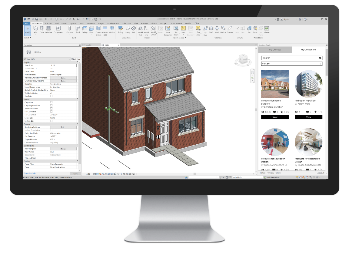 Bimstore Revit Plug-in Collections