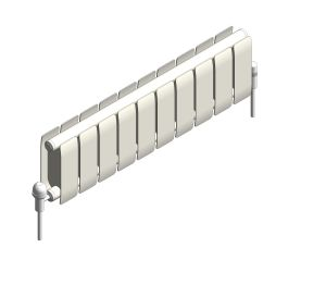 Product: Faral Low Sill Aluminium Radiator