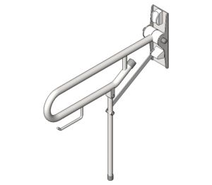 Product: Stainless Steel Drop Down Rail
