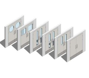 Product: Altro Whiterock Doorsets - Double