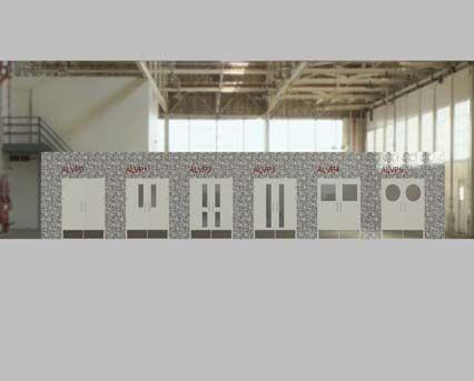 Image of Altro Whiterock Doorsets - Double