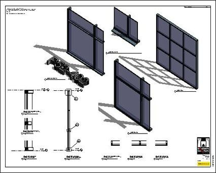 Images of AluK SL52 P 52_402 Curtain Wall System