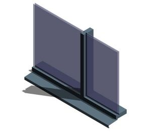 Product: AluK SL52 P 52_403 Curtain Wall System