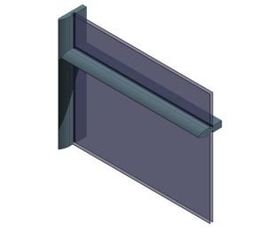 Product: AluK SL52 P 52_407 Curtain Wall System