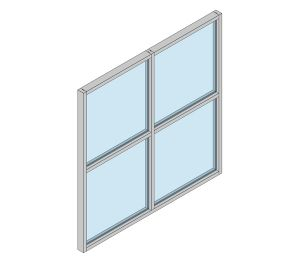 Product: GT55-NI Ground Floor Treatment Framing System
