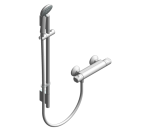 Product: Midas™ 100 Bar Mixer Shower