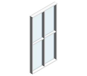 Product: MU800 Hi (Curtain Wall System)