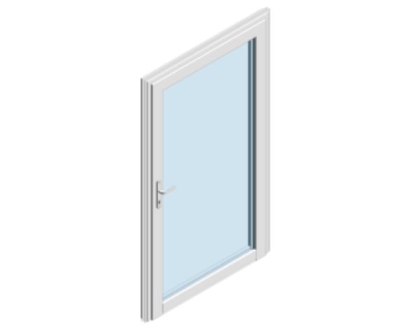 Image of MU800 SG - Standard Single Door