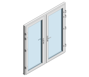 Product: TS66 Rebate - Standard Double Door