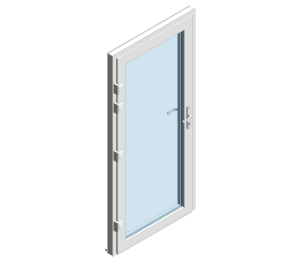 Product: TS66 Rebate - Standard Single Door