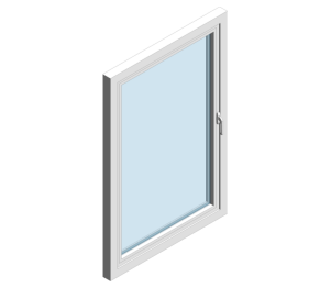 Product: XT66 - Casement Window XT6202 & XT6923