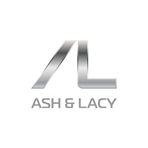 Logo: ASH & LACY