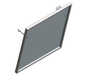 Product: Adjustable Tilt Mirror (0600T)