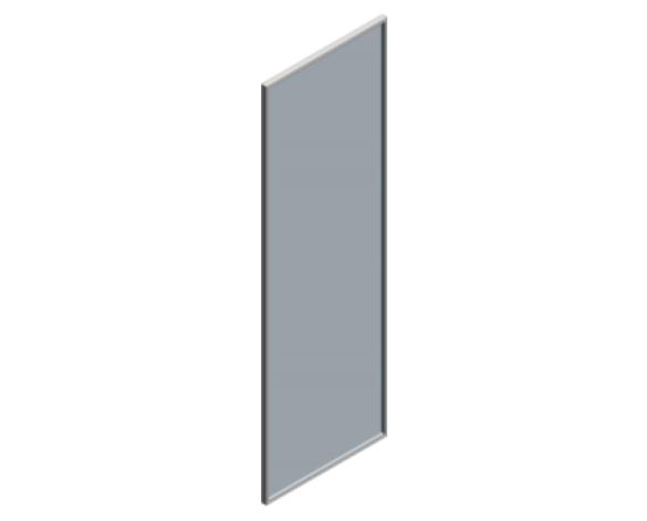 Revit, Bim, Store, Components, Generic, Model, Object, 13, American, Specialties, Inc., Channel, Frame, Mirror, 0620