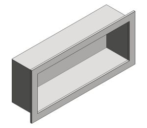 Product: Recessed Shelve (0412)