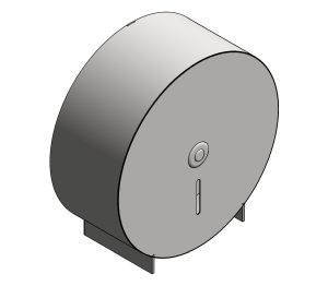 Product: Surface Mounted Jumbo Roll Toilet Tissue Dispenser (0042)
