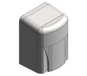 Product: Turbo-Dri High Speed Hand Dryer (0197-2)