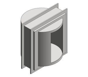 Product: Turntable Specimen Pass Box (0515)