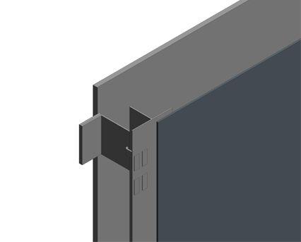 Revit, BIM, Download, Free, Components, Bailey, total,building,envelope,rainscreen,cladding,zenith,bonded,face,fix,ACM,Aluminium