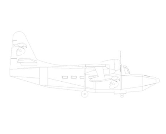 Revit, BIM, Download,Free,Components,Object,BIM,World,airplane,expendables,grumman,HU-16,albatross
