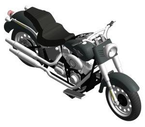 Product: Harley-Davidson Fat Boy (2014)