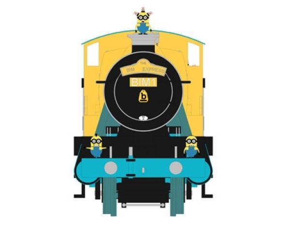 Revit, BIM, Download,Free,Components,Object,Hogwarts,Express,Train,Locamotive,BIM,World