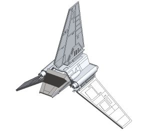 Product: Imperial Shuttle