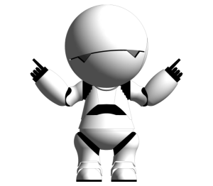 Product: Marvin The Paranoid Android