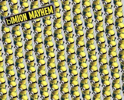 Revit, BIM, Download, Free, Components,Object,Despicable,Me,Minion,BIMion,Clive,Paul,Watty,Yellow,Havoc,Mayhem,Bimstore,Henchmen,followers,evil,mischevious,Banana,Papple