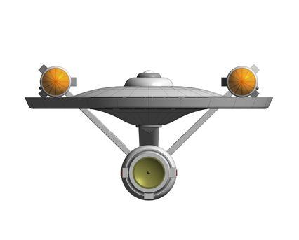 Revit, BIM, Download, Free,Components,Object,star,trek,uss,enterprise,starship,NCC-1701