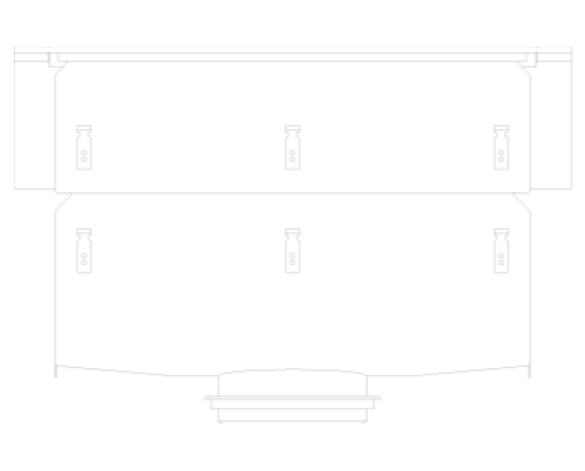Bim, Content, Object, Component, bimstore, Revit, BLÜCHER®, Drainage, Glass, Catcher, Drain, Industrial, Size, Brewery, 699-16774-100