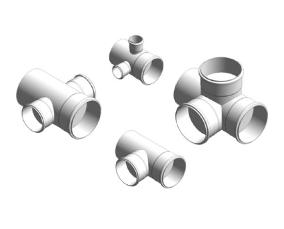 Bim, ,content,object,component,BIM, Store, Revit, BLÜCHER®, Pipe, Pipes, Europipe, Drainage, below, ground, System, MEP,applications,lightweight,stainless, steel,piping,system,pipe,fittings,AISI,316L,304,push,fit,foul,sotrm,water,bend,branch,access,rat,stop,increaser,reducer,socekt,trap,toilet,adaptor