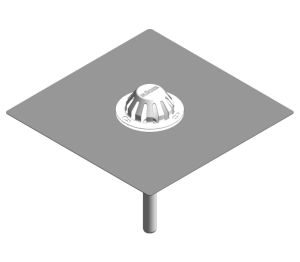 Product: Roof Drain - Gravity - 403.10