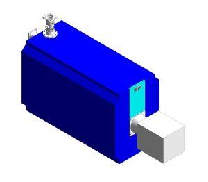 Product: GE 515 Floor Standing High Efficiency Boiler