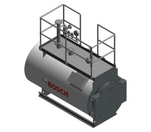 Product: UNIMAT UT-M Steel Hot Water Boiler