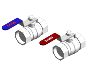Product: Ball Valve - 966SBL / 966SRL