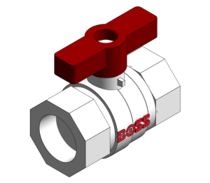 Product: Ball Valve - 966T