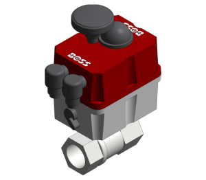 Product: Ball Valve With Electric Actuator - 250EA
