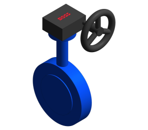 Product: Butterfly Venturi Commissioning Valve (DRV) - Fig. 901XS
