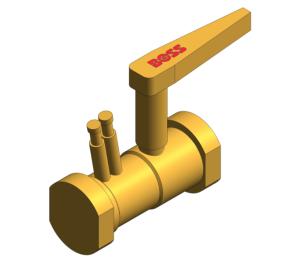 Product: Venturi Commissioning Station - Fig.900S