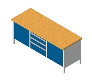 Product: Heavy Duty Storage Bench