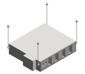 Product: A-Series - Atria Ventilation System