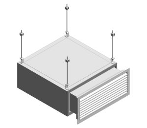 Product: F-Series - Facade Based Ventilation System