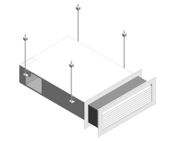 Image of NVHR 1100 - Natural Ventilation with Heat Recycling