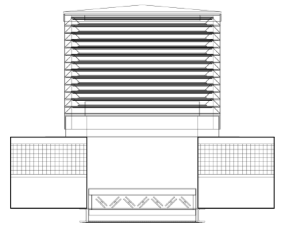 Revit, BIM, Store, Components, Architecture, Object,Free,Download,breathing,buildings,mechanical,air,vent,terminal,passive,natural,ventilation,mushroom,penthouse,louvre,E,stack