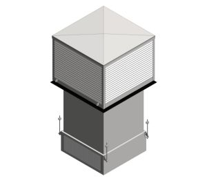 Product: S-Series - Stack Based Ventilation System