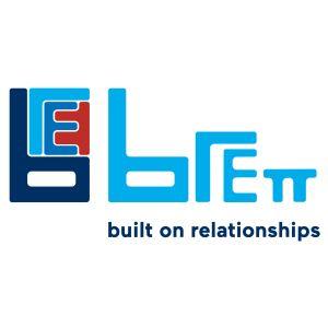 Logo: Brett Landscaping