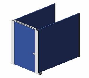 Product: Paraline Cubicle