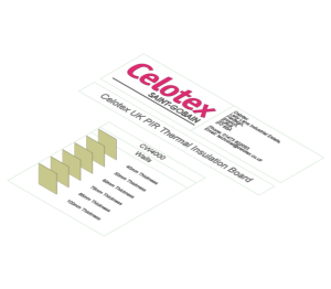 Product: CW4000 PIR Insulation