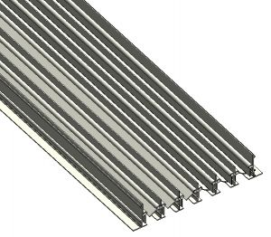 Product: CE Series Linear Slot Diffuser